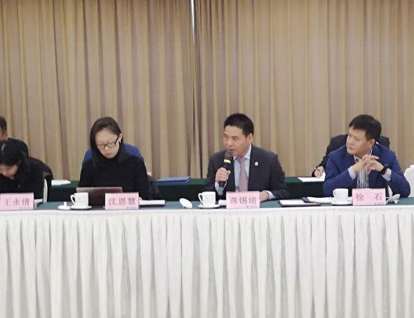 蒋锡培:完善宪法法规 优化营商环境