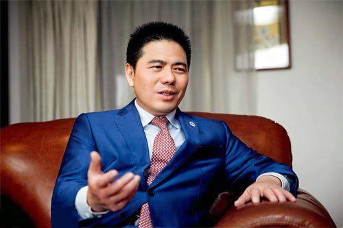 远东控股集团董事局主席蒋锡培:要与时代和国家同频同振