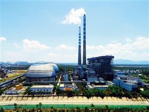 中国能建神皖合肥庐江电厂工程1号机组成功并网发电