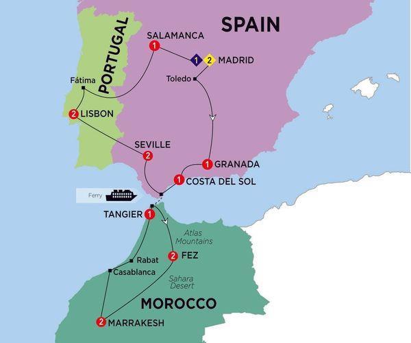 摩洛哥-葡萄牙海底电缆项目拟于2019年初启动招标