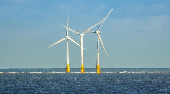耐克森宣布获得Hornsea2期海上风电项目