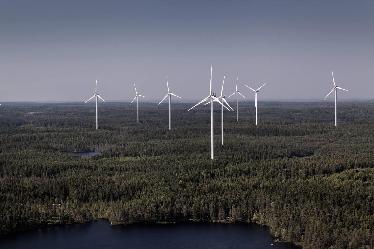 德国意昂集团将在瑞典建欧洲最大陆上风电场图片