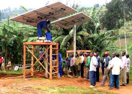 到2030年西非太阳能装机容量最高可达20吉瓦