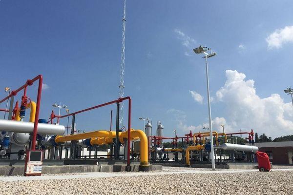 周三美国天然气期货价格收涨0.3%
