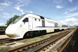 中国轨道交通装备首次登陆哥斯达黎加