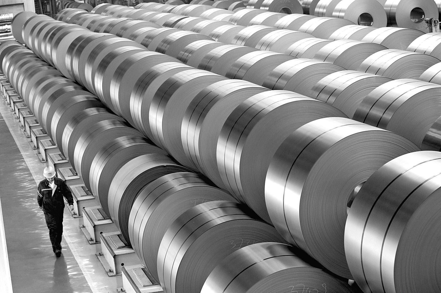 """国内钢铁电商分销集中度上升 """"前三甲""""占比超六成"""
