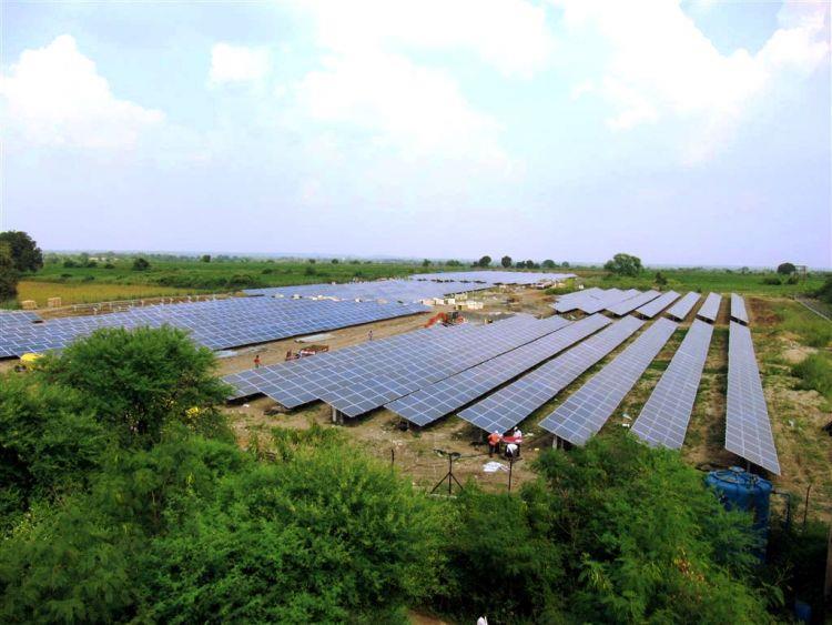 印度计划到2020年对外招标60吉瓦太阳能发电项目