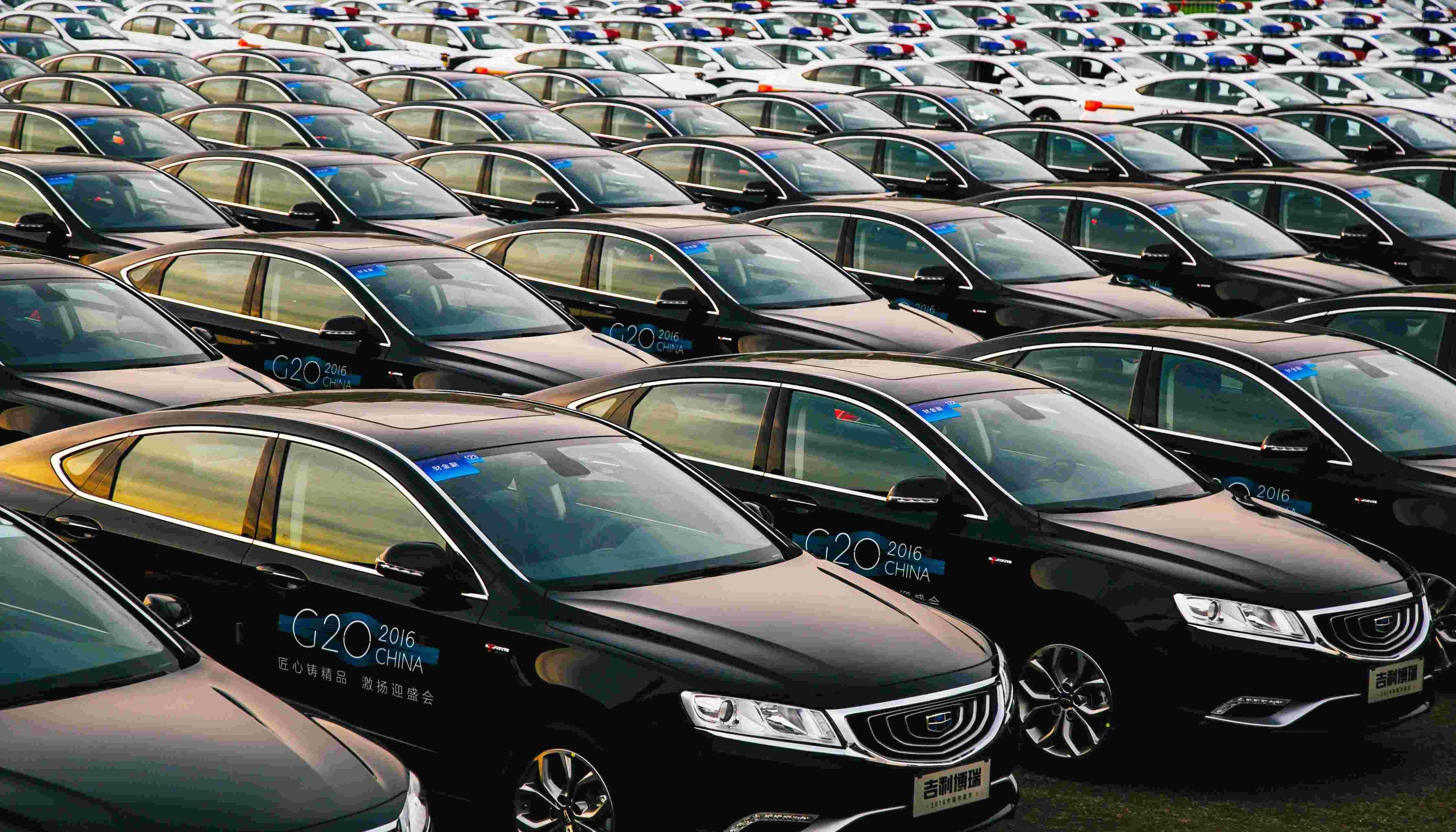 11月中国汽车销量同比下跌近14%  为近六年最大跌幅