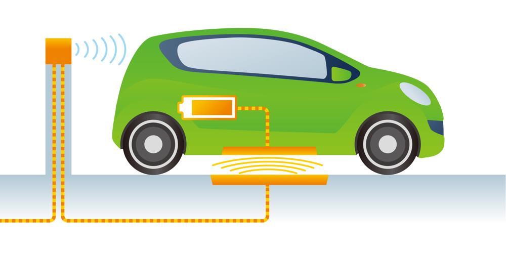 到2025年全球电动汽车无线充电市场将突破4亿美元