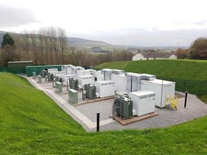 南方和顺投资的首个用户侧电化学储能项目开工建设