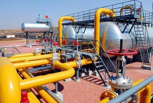 周三美国天然气期货价格上涨2.2%