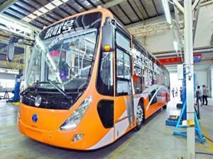 2019年氢能公交车将进入韩国六条城市公交线路
