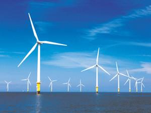 广东省惠州市首个海上风电项目正式开工