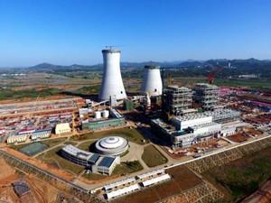 神皖庐江电厂一期工程2×660MW机组实现年内双投