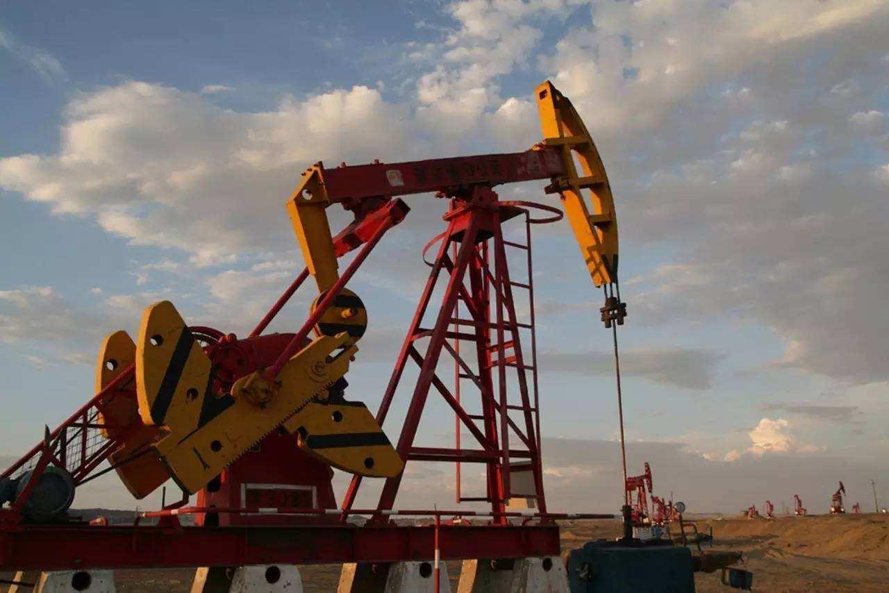 油价连续九个交易日上涨
