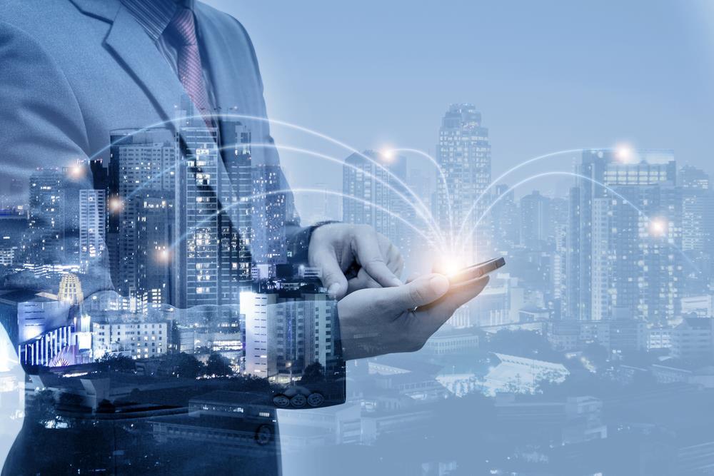 2018年全球智慧城市市场规模达3080亿美元