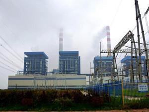 巴基斯坦CFPP燃煤电站工程1号机组正式投产