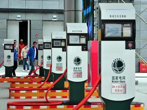 2020年福建省南安市力争建各类充电桩达10675个