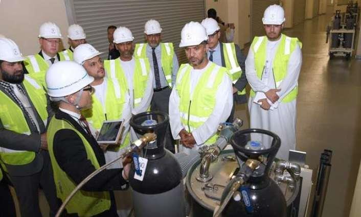 世界上最大的虚拟电池厂在阿布扎比投产