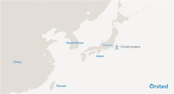 东京电力公司联合丹麦能源巨头开发海上风电市场