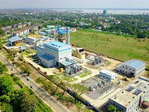 印尼庞卡兰苏苏燃煤发电工程3号机组成功并网发电