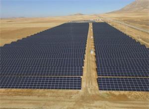 Krinner太阳能完成伊朗7MW太阳能项目