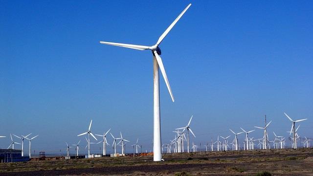 2018全球陆上风电新增装机45.4GW 第三年下滑