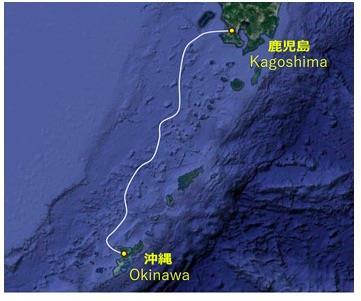 冲绳-鹿儿岛海底光缆系统筹建