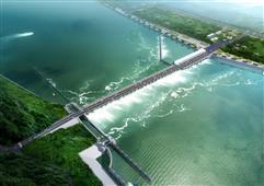中巴经济走廊首个水电投资项目进入施工高峰期