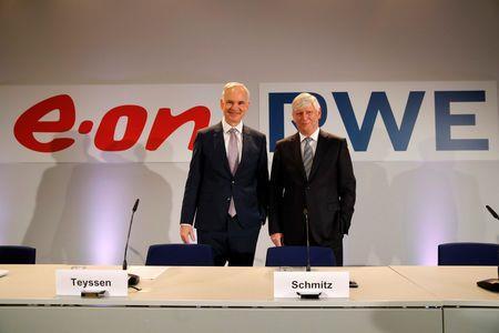 欧盟批准莱茵集团收购意昂可再生能源业务Innogy
