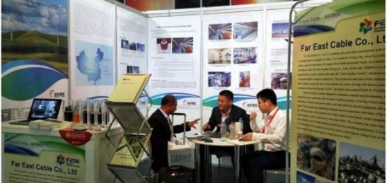 拓展海外业务推动国际布局——远东智慧能源参加迪拜电力展会
