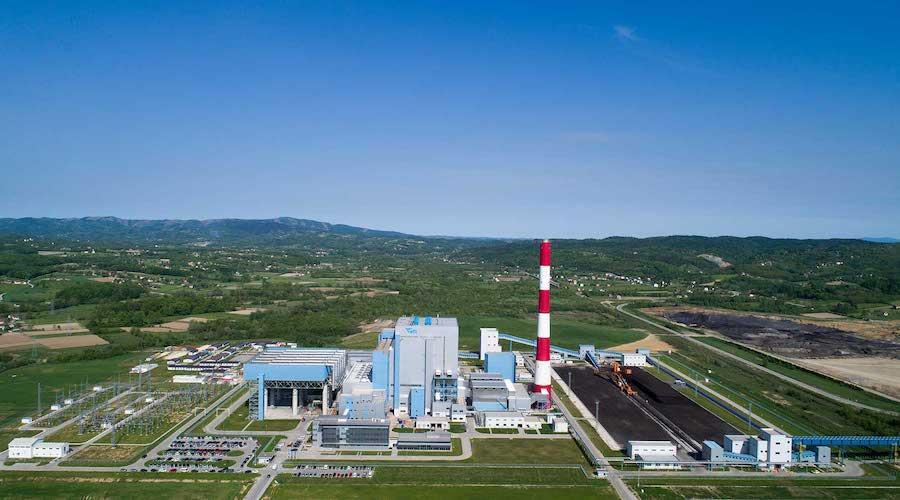 波斯尼亚首座私营电厂进入1个月维修期