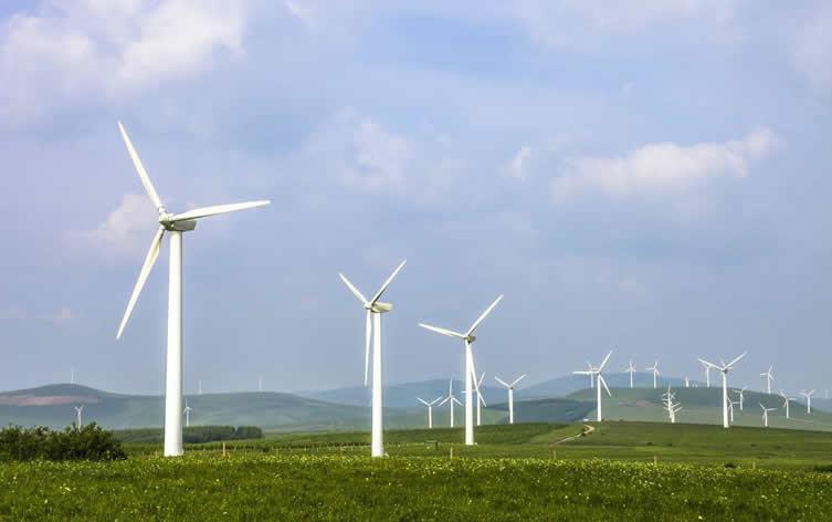 节能风电拟投23.7亿元建2个风电场项目