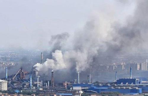 方大特钢发生燃爆事故 事故已造成1死9伤