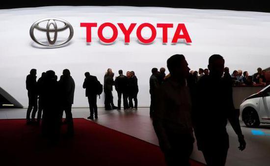 丰田将与宁德时代等合作 提前5年达到电动车销量目标