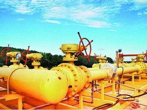 5月份生产天然气144亿立方米 同比增长12.9%
