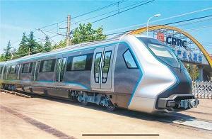 """""""未来地铁""""在青岛成功试跑 车窗相当于超大版""""Pad"""""""