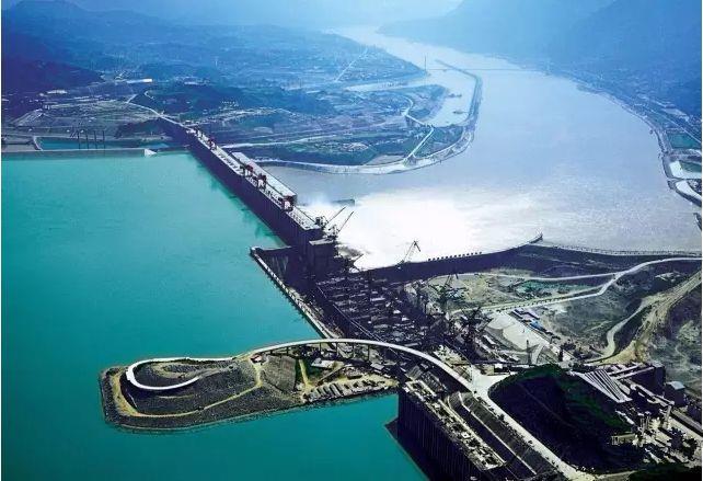 上半年三峡水库累计来水1586.7亿立方米