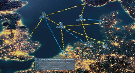 大手笔!欧洲北海有望再建10座大型海上风电场