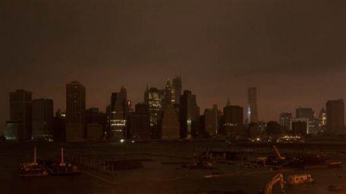曼哈顿7万人断电原因不明 下次停电或时间更长