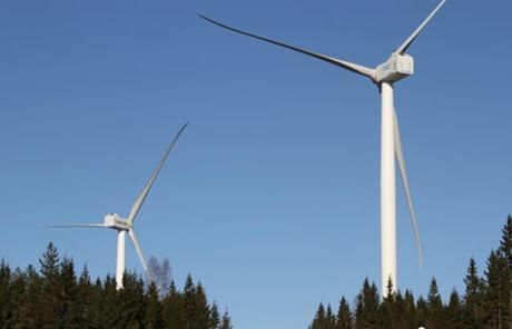 瑞典上半年风电发电量同比增长40%