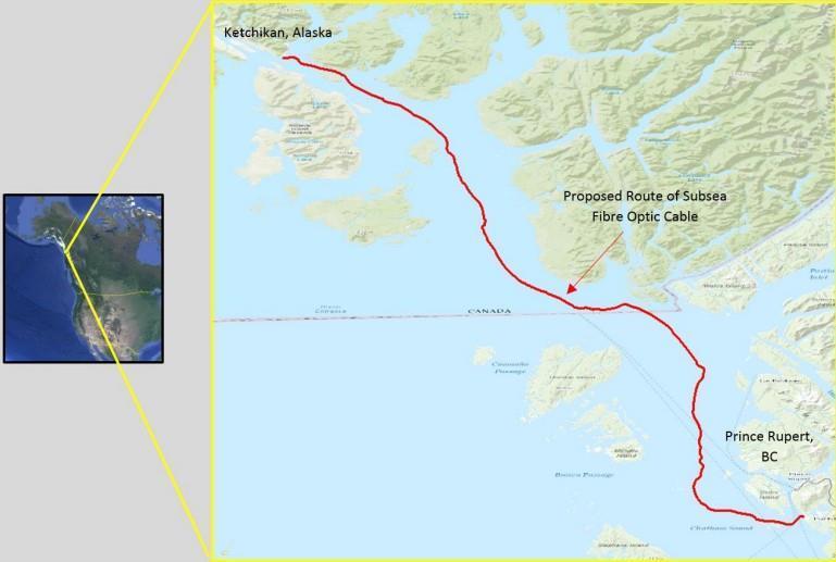 美國籌建新海底光纜系統連接加拿大