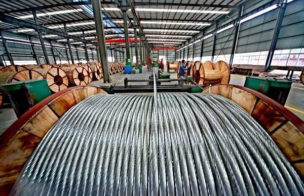 钢芯铝绞线导体架空绝缘电缆河北地方标准通过审定