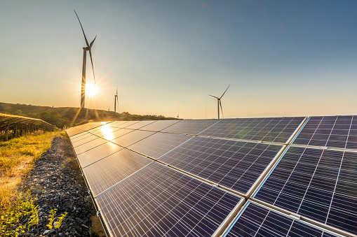 上半年中国新增并网太阳能装机容量11.4吉瓦