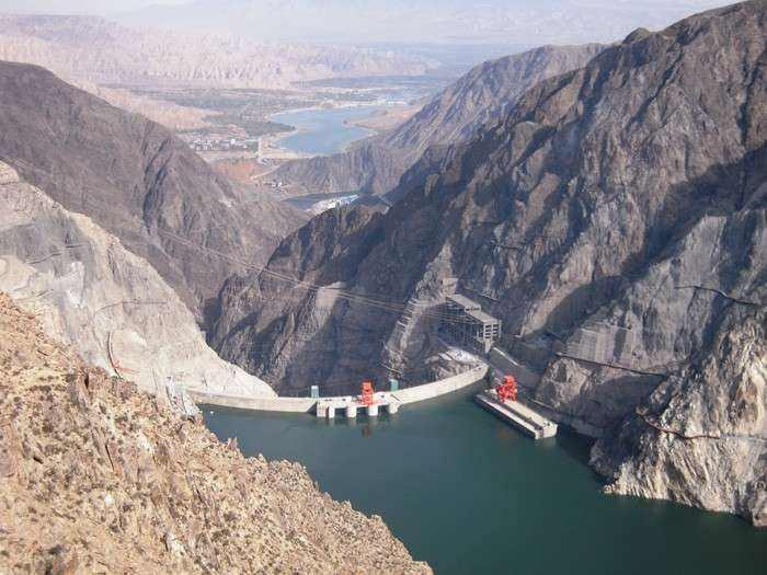 今年黄河流域装机容量最大水电站发电量已超百亿度