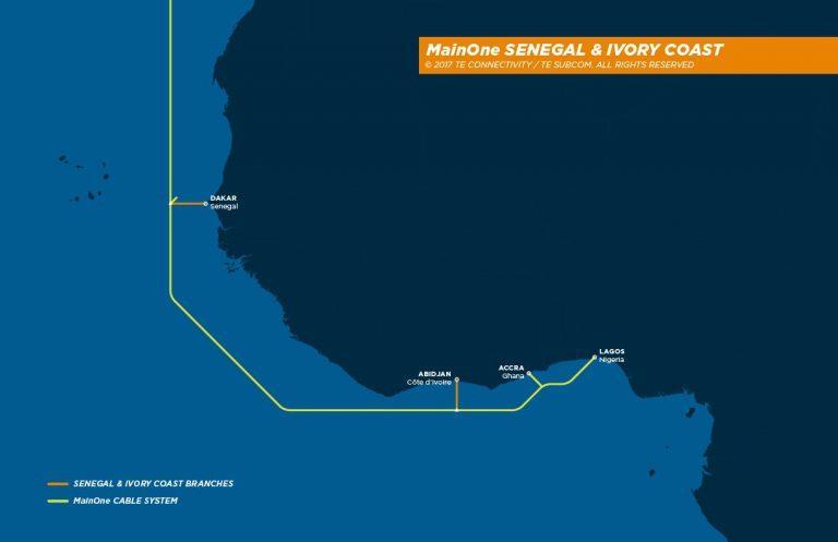 非洲MainOne海底光缆成功登陆科特迪瓦首都
