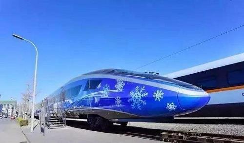 京张高铁试验最高时速首次达到385公里