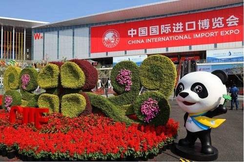 第二届进博会今天开幕 开放的中国具有强大吸引力