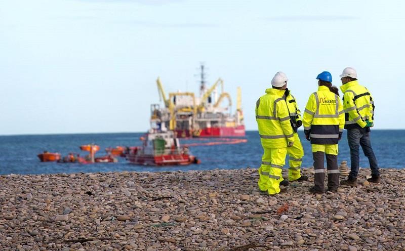 法国耐克森获苏格兰海上风电输出电缆订单
