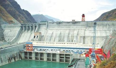 汉能旗下金安桥水电站部分股权将被拍卖